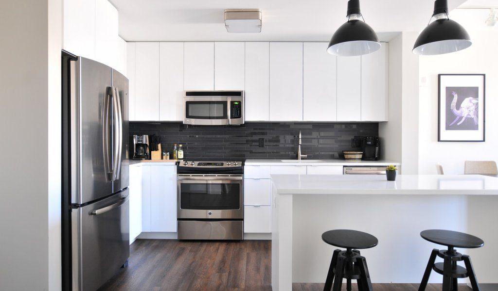 white kitchen remodeling palatine